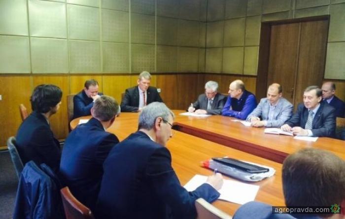 В Украине скоро могут наладить производство зарубежной сельхозтехники