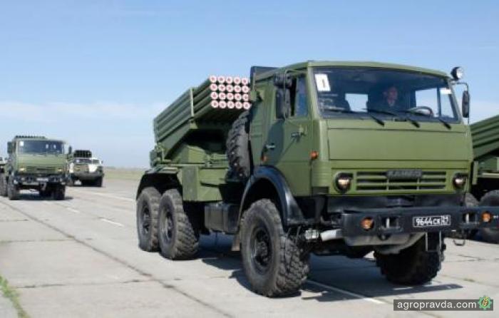 В Украине введены санкции в отношении ГАЗ, ПАЗ и КАМАЗ