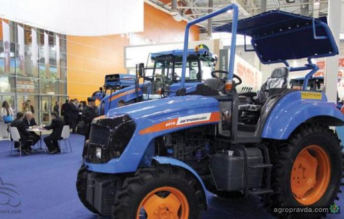 Выпущен новый трактор-кабриолет Агромаш 60ТК