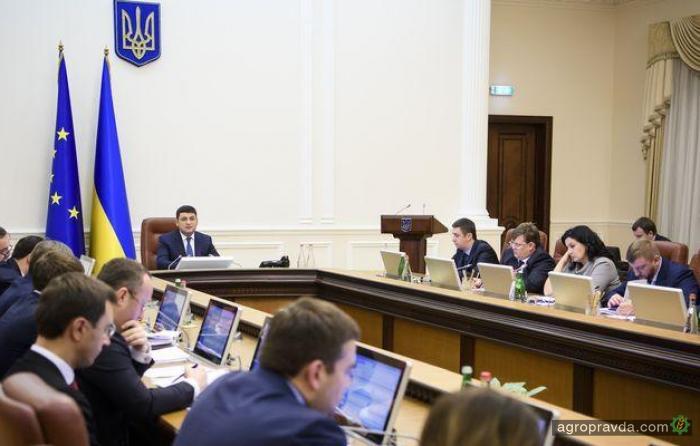 Кабмин продлил эмбарго на ввоз товаров из России