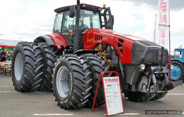 Как собирают трактора МТЗ. Видео