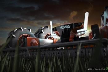 Как будет выглядеть трактор будущего