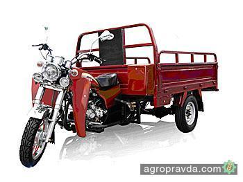 Мотоцикл урал трехколесный грузовой // Autonews