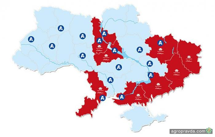 АМАКО стал эксклюзивным дилером Massey Ferguson в Харьковской и Луганской областях