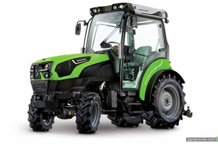 Deutz-Fahr обновил тракторы 5-й серии