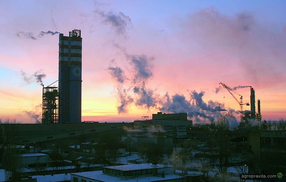 Сколько удобрений производит Черкасский «Азот»