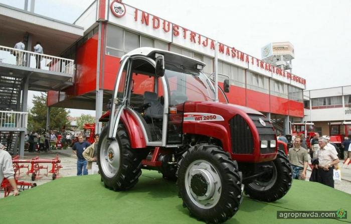 Индийцы построят новый тракторный завод в Восточной Европе
