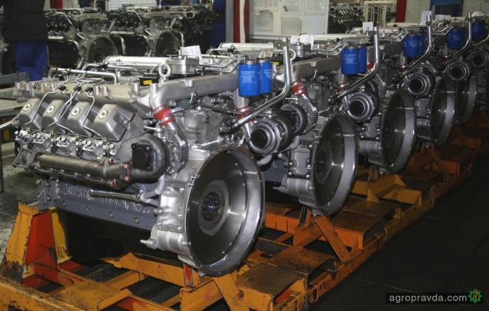 «КамАЗ» готовится к Евро-5
