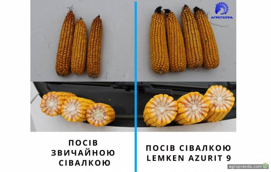 Lemken представил результаты испытаний в Украине инновационной сеялки