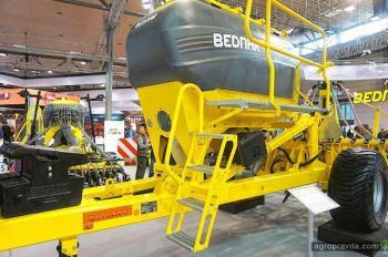 Чешский производитель Bednar представил 6 новинок сельхозтехники