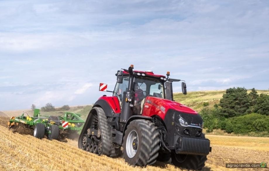 Союз аграрных инженеров отметил инновации Magnum AFS Connect