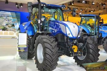 New Holland расширил линейку тракторов T6