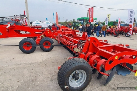 Lozova Machinery представила новинки года на AgroExpo