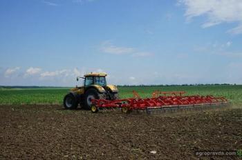 АМАКО представила технику на «Первом восточноукраинском Дне поля»