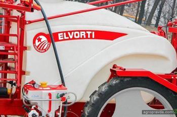 В чем преимущества нового опрыскивателя от Elvorti