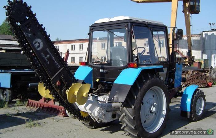 Трактор Беларус 82 МК-01 - agroserver.ru
