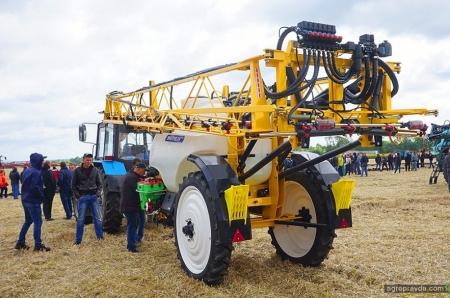 Отечественный производитель представил модернизированную технику для аграриев
