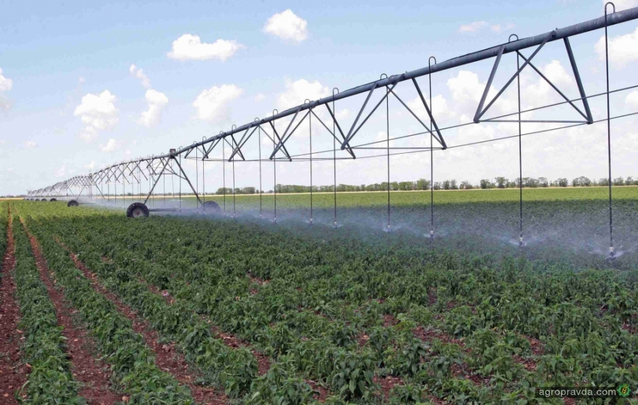 Аграрии протестуют против поднятия стоимости орошения полей