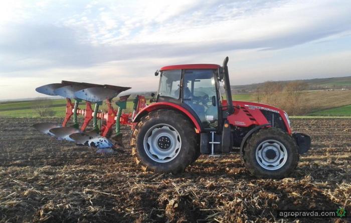 Трактор Zetor Proxima Plus 110: опыт эксплуатации. Видео