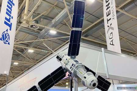 Titan Machinery представил технологии для точного земледелия. Фото