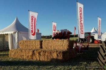 Maschio Gaspardo продемонстрировал инновационную сельхозтехнику