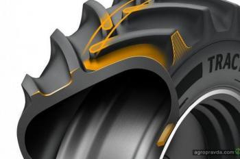 Тракторы Valtra будут комплектоваться шинами Continental