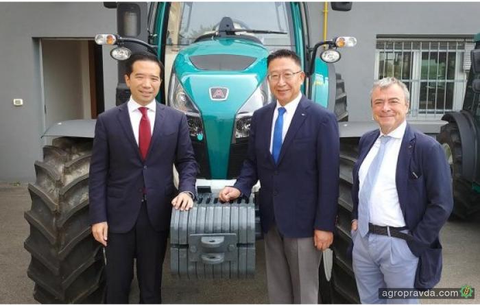 Doosan будет поставлять двигатели для сельхозтехники