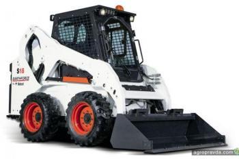 Bobcat выведет на рынок Восточной Европы серию китайских погрузчиков