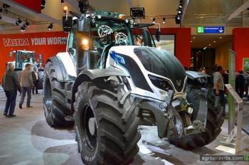 Тракторы Valtra возвращаются в Украину