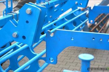 Lemken разработал новую систему быстрой смены катков