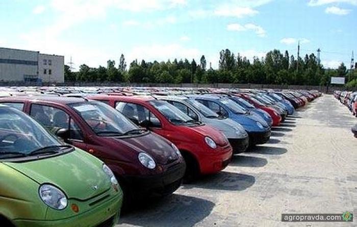 В Украине еще остались автомобили за 49999 грн.