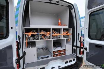 На базе OPEL Movano появились передвижные габаритно-весовые комплексы