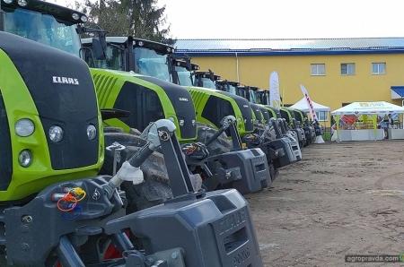 Состоялась крупная сделка по тракторам Claas