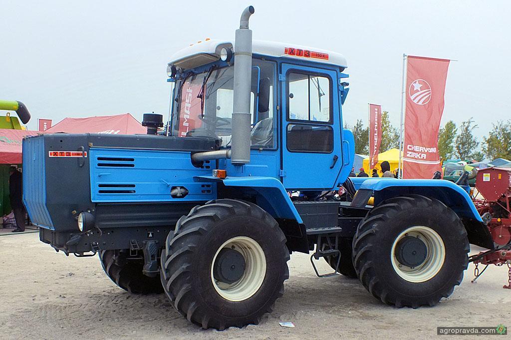 новые трактора
