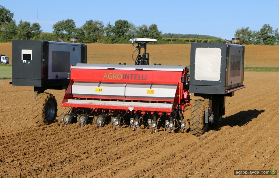 Фермеры активно внедряют роботов для прополки и посева овощей