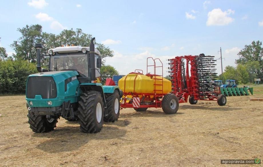 Аграриям будут компенсировать четверть стоимости сельхозтехники