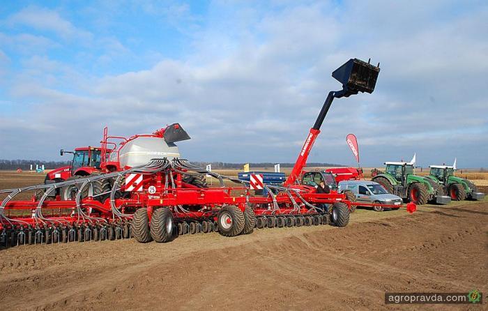 Рынок сельхозтехники в Украине – настоящее и будущее