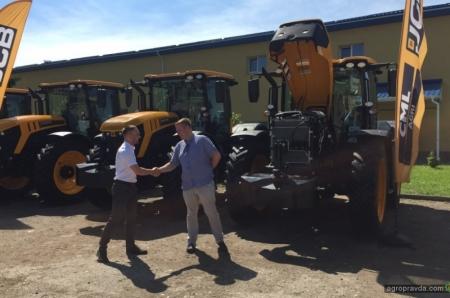 Украинские фермеры поверили в JCB