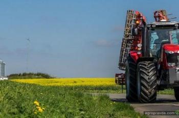 На рынок Украины выходит новая линейка тракторов класса 200 л.с.