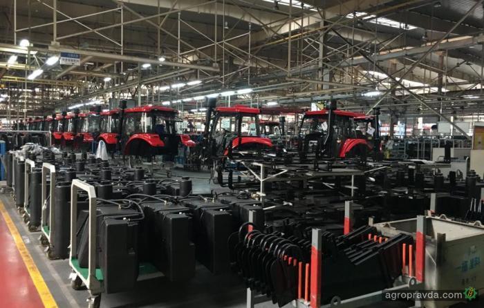 YTO построит завод поближе к Европе