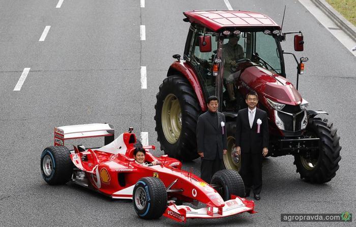 Yanmar начал выпуск футуристических тракторов