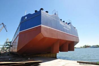 Агрофлот «Нибулона» пополнился новым 100-метровым судном