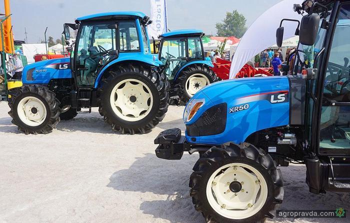 На ЗАЗе начнут выпускать корейские трактора