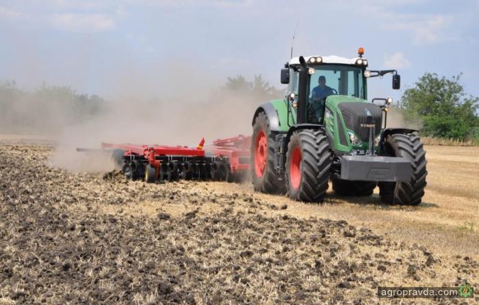 Представлена новую систему управления почвообработкой Sunflower Till Control
