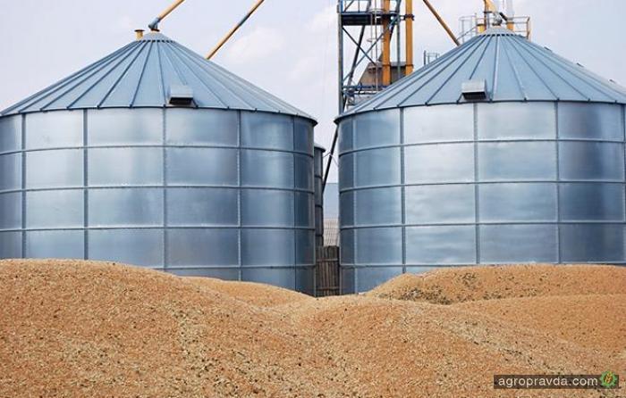 Запасы зерна в Украине на начало февраля – одни из самых высоких