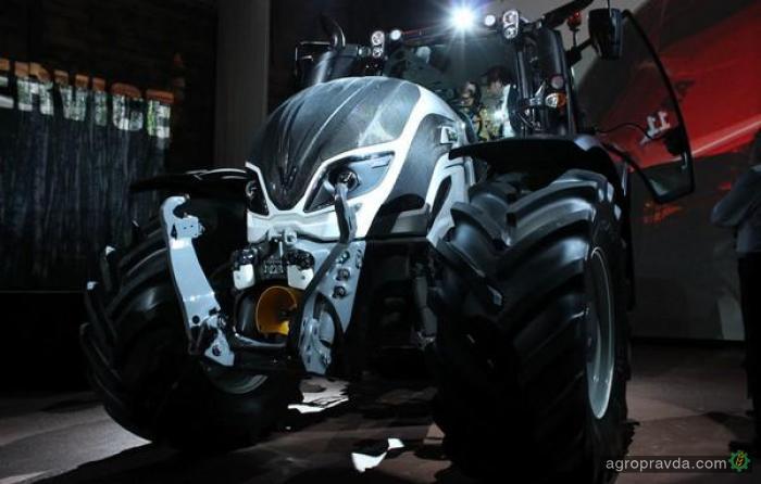 Valtra представила новые тракторы T4