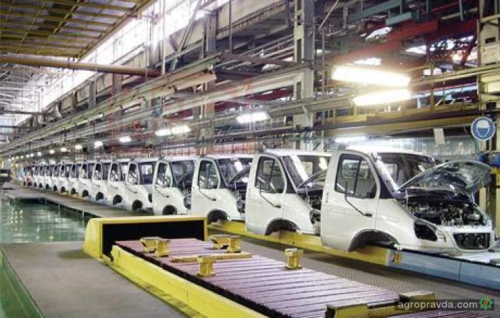 ГАЗ модернизирует производство для моделей NEXT