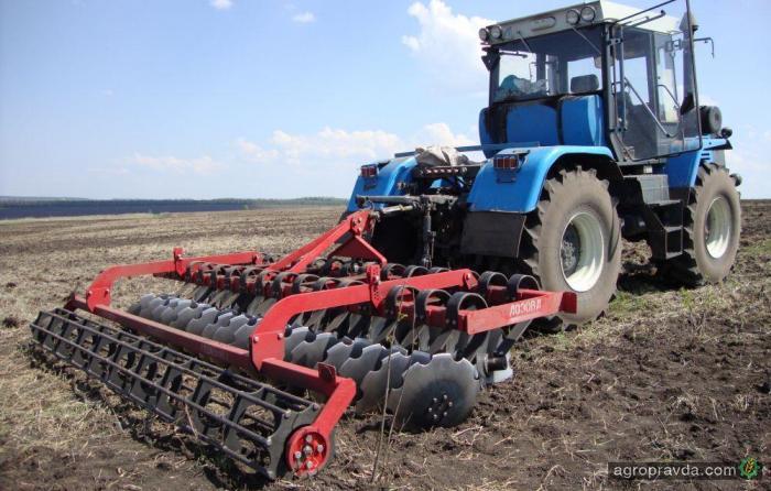 УПЭК представит сельхозтехнику в Ганновере