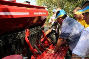 Знаковые новинки 2014 года на рынке сельхозтехники. Сеялки