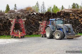 Суровые финские фермы. Фоторепортаж